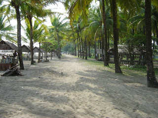 5 Objek Tempat Rekreasi Yang Ada Di Padang Sumatera Barat : Pantai Pasir Jambak DLL